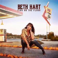 BETH HART FIRE ON THE FLOOR DIGIPAK CD NEW