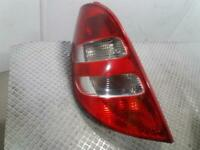 2005 Mercedes A Class 2005 To 2008 5 Door N/S Passengers Side Rear Lamp Light LH