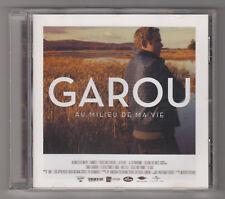 *** Garou _ Au milieu de ma vie *** Album CD audio - 2013