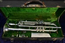 "1924 Conn 25B ""Opera Grand"" (Modified 24B) Trumpet in Bb/A,High/Low Pitch"