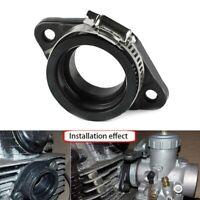 32mm 34mm Carb Flange Intake-Adapter Manifold-Boot For Mikuni 30-34 Carburetors