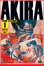 AKIRA 1 01 Juin 2016 Manga BD GLENAT Otomo Katsuhiro Glénat SEINEN # NEUF #
