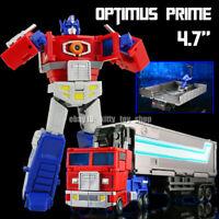 """JINBAO Robot Pocket Size MP10 Optimus Prime 4.7 """" Action Figure Enlarged DX9"""
