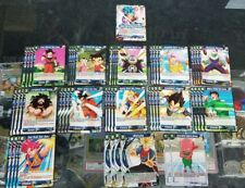 1 x Blue Son Goku Dragon Ball Super TCG Deck Complete Tournament Ready 51 Cards