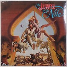JEWEL OF THE NILE: Soundtrack SEALED LP '85 Nitzsche OST Billy Ocean Whodini