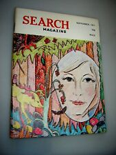 Search Magazine #99~1971  ufonauts astrology UFO's paranormal Occult