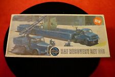AIRFIX  RAF RECOVERY SET 00 SCALE   plastic model kit