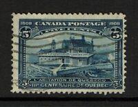 Canada SC# 99, Used, very sm top margin crease - S10831