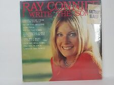 NEW SEALED Ray Conniff - I Write The Songs LP Vinyl Record