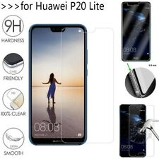 Genuine Tempered Glass Screen Protector Cover For Huawei P20 Lite P20Pro P Smart
