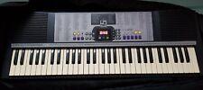 Keyboard PM65 Klavier, Piano,Orgel -Funktionsfähig- Batteriebetrieben mit Tasche