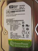 Western Digital 1 TB WD10EURX-73FH1Y0 | HGNCHV2CG | 102MAR014 Festplatte PCB OK