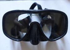 masque frameless BARE noir