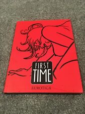 First Time Hardcover Hc (2009 Eurotica) by Dave McKean