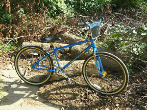 SE Bikes OM FLYER Quadangle Pk Ripper Looptail BMX