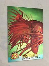 X-MEN FLEER ULTRA card nr 35  PENANCE  GENERATION X  MARVEL CHROME