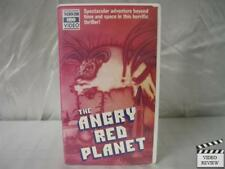 Angry Red Planet, The VHS Gerald Mohr, Nora Hayden