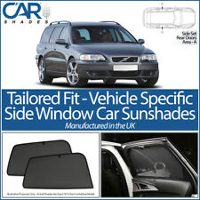 Volvo V70 Estate 5dr 01-07 CAR SHADES UK TAILORED UV SIDE WINDOW SUN BLINDS BABY