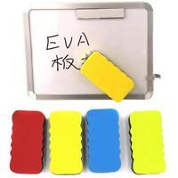 Professionelle EVA-Trockenlöschbretter Magnetic Whiteboard Dry Wipe Radiergummi