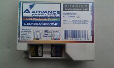 7Hh06 Advance Xitanium Power Supply Led 120A1400C24F, 120Vac -> 24Vdc/1400Ma