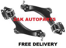 Ford Galaxy & S-Max Front Lower Wishbone Suspension Arms & Ball Joint Bushes 06>