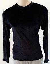 Unbranded Regular Velvet Casual Tops & Blouses for Women