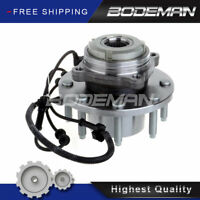 Front Wheel Hub Bearing for 4WD 2003 2004 Ford F-350 F-250 Super Duty SRW w/ ABS