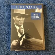 In Old California (DVD, 2000) Brand New Sealed, John Wayne Collection