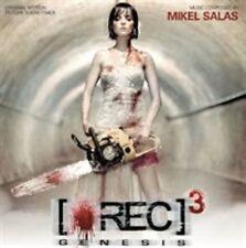 Various Artists - (Rec) 3 (Genesis /Original Soundtrack, 2013)