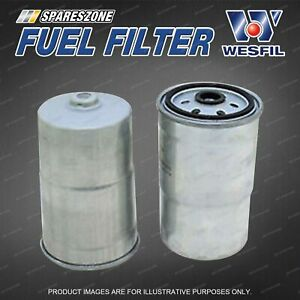 Wesfil Fuel Filter for Hyundai Santa Fe DM 2.2L 4Cyl 16V DOHC TD Refer Z615