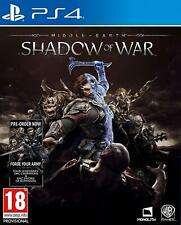 Mittelerde 2 Schatten des Krieges + Bonus-DLC (PS4) (NEU & OVP) (Blitzversand)