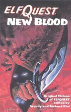 "ELFQUEST ""New Blood"" Collection - hardcover - NEW, SIGNED!"