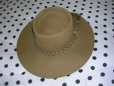 VINTAGE O'FARRELL HAT CO, COWBOY HAT DURANGO COLORADO CUSTOM MADE U.S.A.