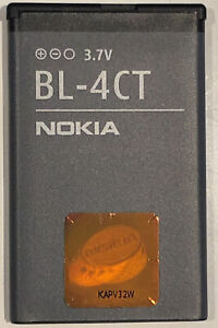 Official Nokia BL-4CT Original Replacement Battery 860mAh