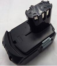 18V Battery for Hitachi Cordless Drill 327731,BCL 1815,EBM 1830,CJ 18DL,DS 18DL