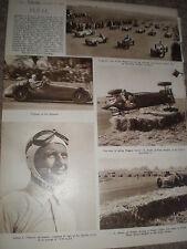 Photo article motor car racing British Grand Prix Silverstone 1948 rf K