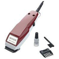 Moser 1400 Professional Timmer Hair Clipper 220v Hair Timmer For Men Corded Red
