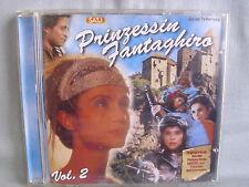 Prinzessin Fantaghiro Vol.2- Originalmusik aus der Fantasyserie NEU