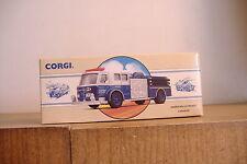 ~Corgi~Classic Fire Vehicle~American La France Fire Pumper~Carnegie~