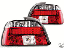 2 FEUX ARRIERE A LED LOOK M5 BMW SERIE 5 E39 PHASE 1 95 - 00