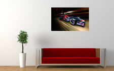 """FORMULA ONE F1 RED BULL 2007 PRINT WALL POSTER PICTURE 33.1"""" x 20.7"""""""