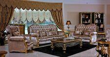 Classico Osti 3+2+1 Stile Antico Divano Divano Divani E61 Barocco Rococo