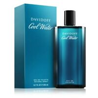 Cool Water by Davidoff, 6.7 oz EDT Spray for Men 200ml.
