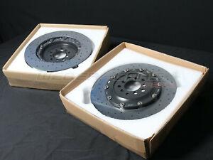 New & Orig 2284803 2284804 BMW M5 F10 600PS Carbon Ceramic Brake Disc Rear