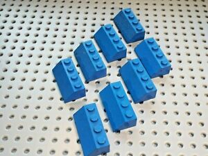 LEGO 3037 Brick Slope Roof Tile 2x4 (PACK OF 8) SELECT COLOUR AND AMOUNT