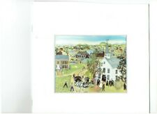 JUST MARRIED by Will Moses. S/N Serigraph, Edition of 450,  MINT CONDITION.