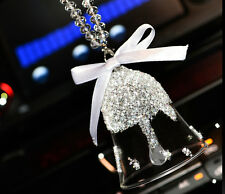 Crystal Wind Chime pendant car interior Hanging Ornament Accessories UK