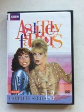 Absolutely Fabulous - The Complete Collection: Series 1-3 (DVD, 2010, 4-Discs)