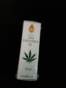 Cannabis-öl von Natura Vitalis