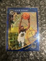 2018-2019 Donruss Optic BLUE VELOCITY Kevin Durant  Golden State Warriors #22
